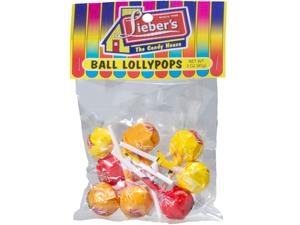 Ball Lollipops - Small