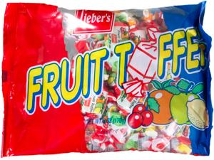 Fruit Toffee Sweets - Large