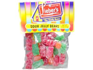 Sour Jelly Bears
