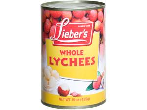 Tinned Lychees