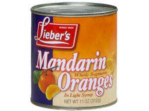 Whole Mandarins - Small