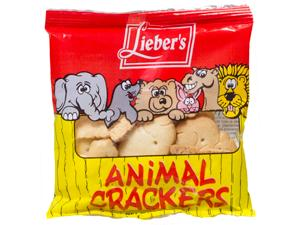 Animal Cookies - Snack Bag