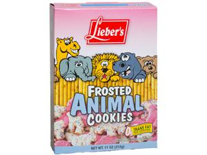 Animal Cookies - Large