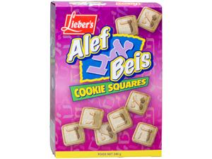 Aleph Beis Cookies - Large