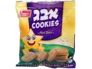 Aleph Beis Cookies - Small