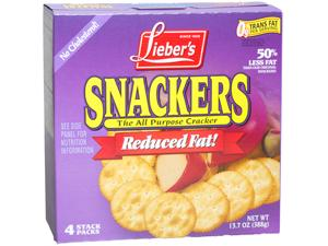 Reduced Fat Snackers