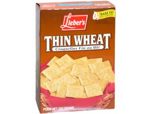 Thin Wheat Snacks