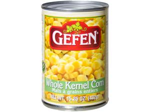 Sweet Corn in Tins