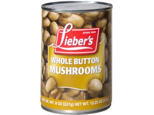 Mushrooms Whole Buttons
