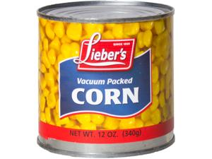 Vacuum Pack- Sweet Corn