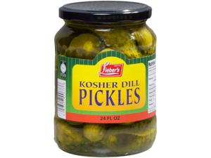 Dill Pickles  New Size