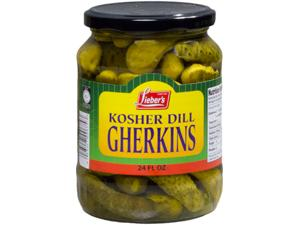 Dill Gherkins  New Size