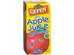 Mini Apple Juice Cartons