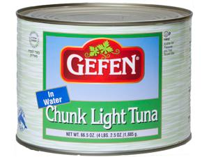 Tuna Water - Catering Size