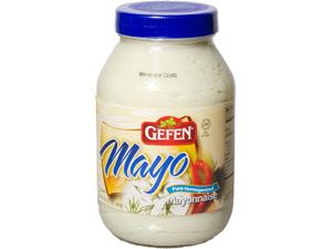 Plain Mayonnaise - Large