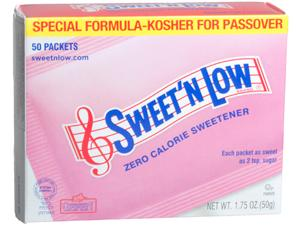 Sweet n Low - Artificial Sweetener