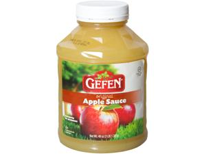 Giant Apple Sauce - Sweet.