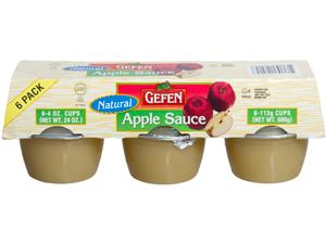 Mini Apple Sauce - Nat.