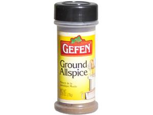 All Spice Ground