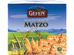 Whole Wheat Matzos