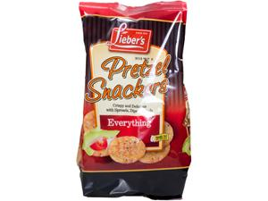 Pretzel Snackers Everything