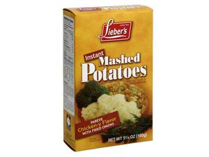 Mashed Potato   Flavoured