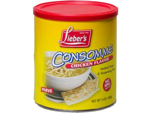 Consomme Chicken Soup Mix