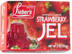 Jello - Strawberry