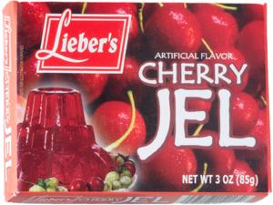Jello - Cherry