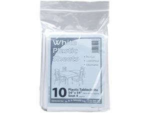 Packets Plastics Bags  White