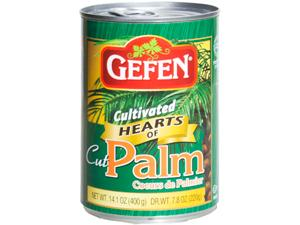 Cut Hearts of Palm