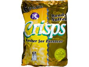 Crisps - Ready Salted