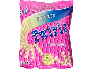 Twirls Ready Salted - Large