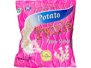 Twirls Ready Salted 6-pack