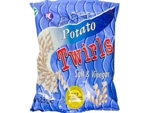Twirls Salt & Vinegar 6-pack