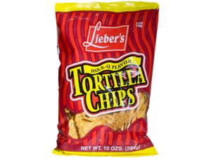 Tortilla Chips BBQ - Large