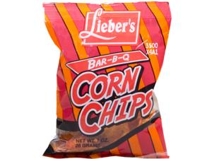 Corn Chips BBQ - Small