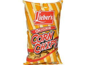 Corn Chips Plain Large