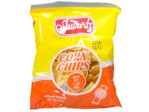 Corn Chips Plain - Small