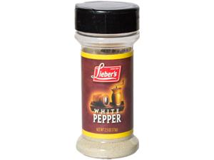 White Pepper