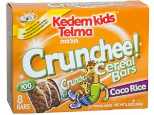 Cocoa Rice Cereal Bars