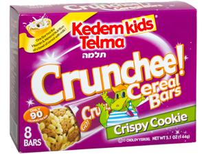 Crispy Cookies Cereal Bars