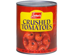 Crushed Tomatoes-Tins